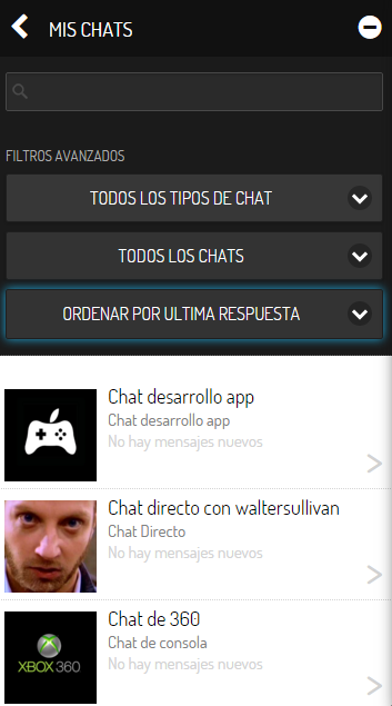 Mis Chats